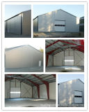 Structure d'acciaio e portale Framed Warehouse (KXD-SSW5)