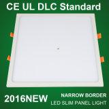 세륨 기준을%s 가진 2016의 새로운 좁고 호리호리한 LED 위원회 빛