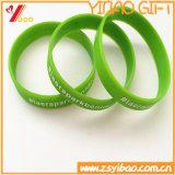 Debossed Logoの供給Cheapest Silicone Bracelet