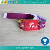 Tessuto della Cina/tessile all'ingrosso/Wristband tessuta/festival/poliestere/partito per l'evento di musica