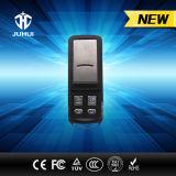 Chiedere l'interruttore del cancello di telecomando di frequenza di 12V 433.92MHz con lo scivolamento del coperchio