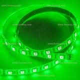 Non- 방수 세륨은 7.2W/M SMD5050 RGB LED 지구 빛을 승인했다