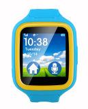 Standort, der Armbanduhr GPS-Uhr-Telefon für Kind-Kinder aufspürt