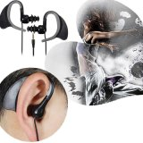 Ipx8 Waterproof Stereo Super Bass Earphone per Swimming