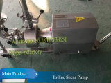 misturador in-Line da tesoura para a bomba da tesoura do cosmético 1~10t/H