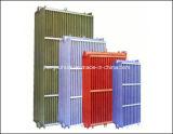 Piezas de distribución del radiador del transformador