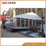 Grande tente d'événement de chapiteau clair extérieur du mur en verre VIP