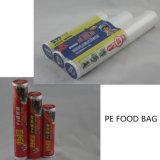 食品等級の浮彫りになる表面の処理およびPEの物質的な食糧節約器袋