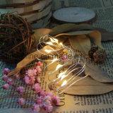 2AA Effacer Box Lumière cordes lumière blanche chaude