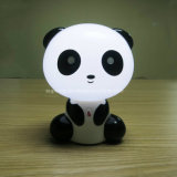 OEM Cartoon Animal Panda USB Charged LED Night Lamp