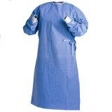 Médico desechable hospital no tejido cirujano aislamiento quirúrgico vestido (SC-SG001)