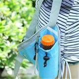 方法旅行防水連続したやかんのポケット屋外スポーツの多機能の三角形のポケットデジタルカスタムロゴのウエスト袋