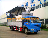 3-5 Tonnes FAW camion camion, box-truck