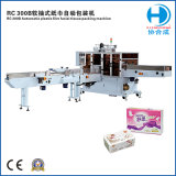 Tejido facial Packaging Machine