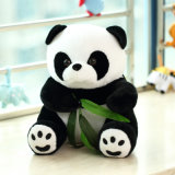 Panda bourré par coutume Plusht Oy