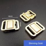 зажим пряжки золота нижнего белья 10mm Shining