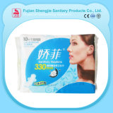 Hot Promotion Overlength Leakage Proof Soft 330mm Japan Sanitary Pads