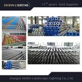 5m einzelne Arm-Straßenlaterne-Stahlpole ISO