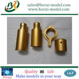 CNCによって回される銅の精密部品