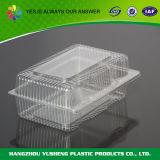 Пластичная коробка упаковки плодоовощ Clamshell