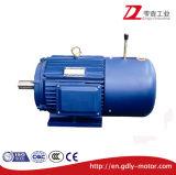 Y2ej Motor van de Inductie van de Rem van het Gietijzer de Elektromagnetische