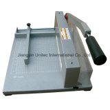 Cortadora de papel manual resistente de la guillotina Xd-320