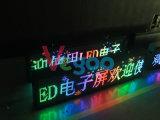 Schermo di visualizzazione del LED di colore completo di pubblicità esterna P10