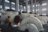 Tipos Ots succión doble-bomba centrífuga de agua axial de Split voluta de papel que encajona