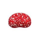 Caixa feita sob encomenda Feijão-Shaped do estanho para a jóia/alimento/presente/chocolate/doces (B001-V15)