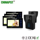 Wasserdichtes RFID Identifikation-Karten-Wechselsprechanlage-Landhaus videoDoorphone (PST-VD704T-ID)