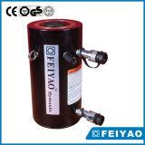 드는 장비 양용 유압 들개 두 배 임시 액압 실린더