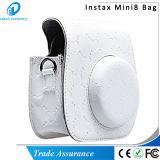 Appareil-photo polaroïd Mini8 de Fujifilm Instax de type de coeur mini plus la monture filtre