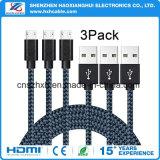 전화 부속품 1m 마이크로 USB 데이터 케이블