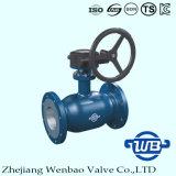Шариковый клапан порта GOST стандартный польностью сваренный под средств давлением