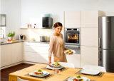 Armadio da cucina modulare UV dell'armadio da cucina dell'acrilico PETG di alto stile moderno di lucentezza