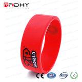 Wristband classico del silicone di MIFARE 4k EV1 4k NFC