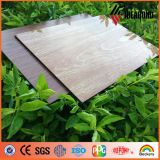 Ideabond Wood Aluminum Composite Panel Manufacturer Price with Best Quality (AE - 309)