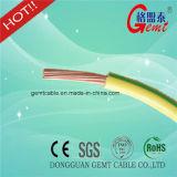 Fio de Thong isolado em PVC revestido de nylon de vários cabos