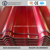 PPGI/PPGL/Gi/Gl prepintó la hoja de acero galvanizada