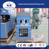 Máquina de sopro semiautomática para o frasco grande