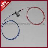Переключатель 1X2 беспроводной сети оптического волокна двойной механически оптически