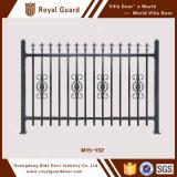 Postes/cerca de la cerca del metal de la cerca de aluminio/europea del estilo