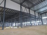 Edificio porta adaptable/almacén de la estructura de acero del marco