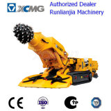 Tipo Cantilever Roadheader 660V/1140V de XCMG Ebz160 da mineração com Ce
