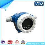 PT100/PT1000/K Zender van de Temperatuur van het type de Slimme met Instrinsically Brandkast, OEM Beschikbare de Dienst
