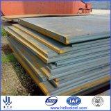 Placa de acero de carbón de la alta calidad Q345