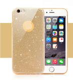 Rückseitiger Deckel, der schützenden StoßBling Funkeln-Telefon-Kasten für iPhone7 Shinning ist