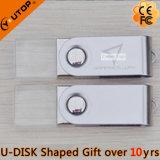 Вращая кристаллический привод пер USB как выдвиженческие подарки (YT-3270-06)