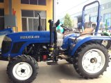 Huaxia Factory 25-75HP 4WD Farm Machine with CE/Coc/EPA Certificate the FIT with Face Loader/Backhoe/Plow