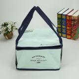 La vente en gros a personnalisé le sac plus frais isolé par qualité de logo
